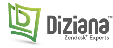 Get Free, Premium and Enterprise quality Zendesk Themes, Zendesk Plugins, Zendesk Customization, Zendesk Branding, and Zendesk integration service on Diziana.com